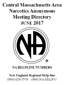 June 2017 Meeting List